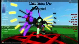 Roblox Script: Child Sirius Deo Corrupted