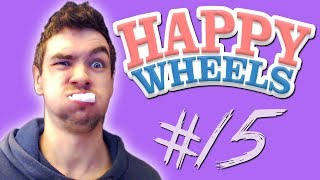 Happy Wheels - Part 15 | MORE JACKSEPTICEYE LEVELS