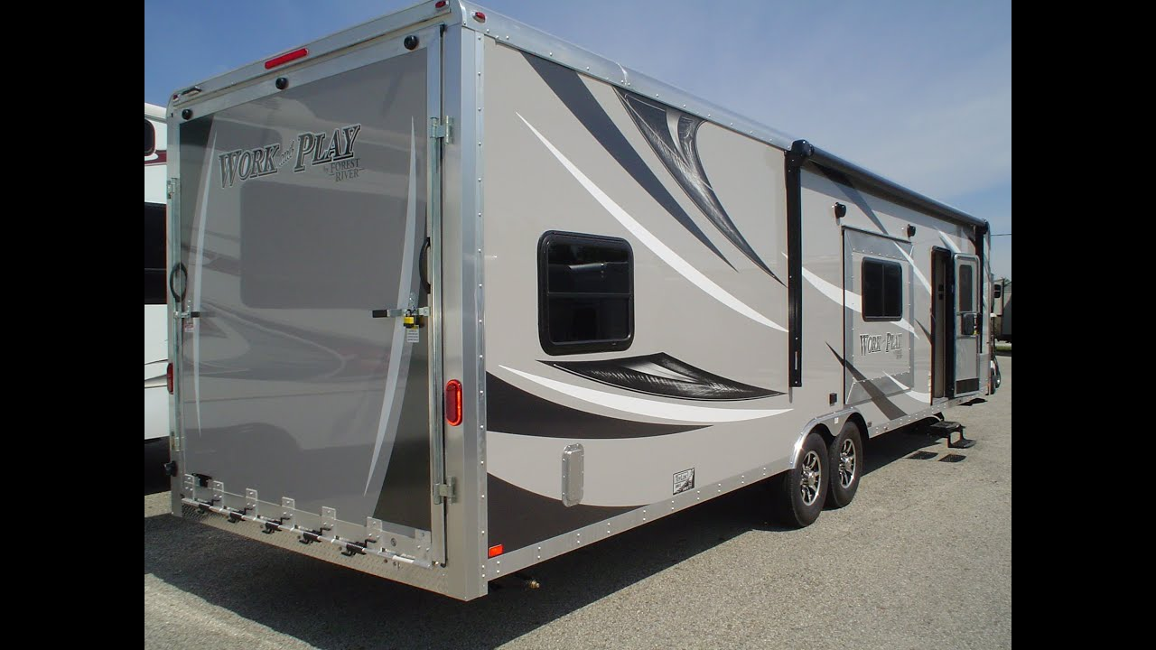 Amazing NEW 2016 Forest River Work And Play 34WRS  Mount Comfort