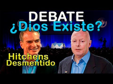 Famoso Ateo Christopher Hitchens es desmentido por Él filósofo Cristiano William Lane Craig