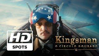 Kingsman: O Círculo Dourado | Spot Oficial 4 | Legendado HD