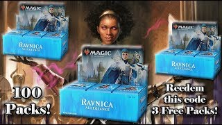 Download 100 Ravnica Allegiance Booster Packs Mtg Arena MP3, MKV