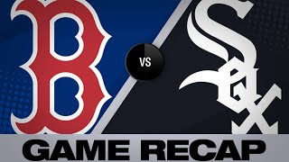 9-run 3rd powers Red Sox to 15-2 victory - 5/4/19