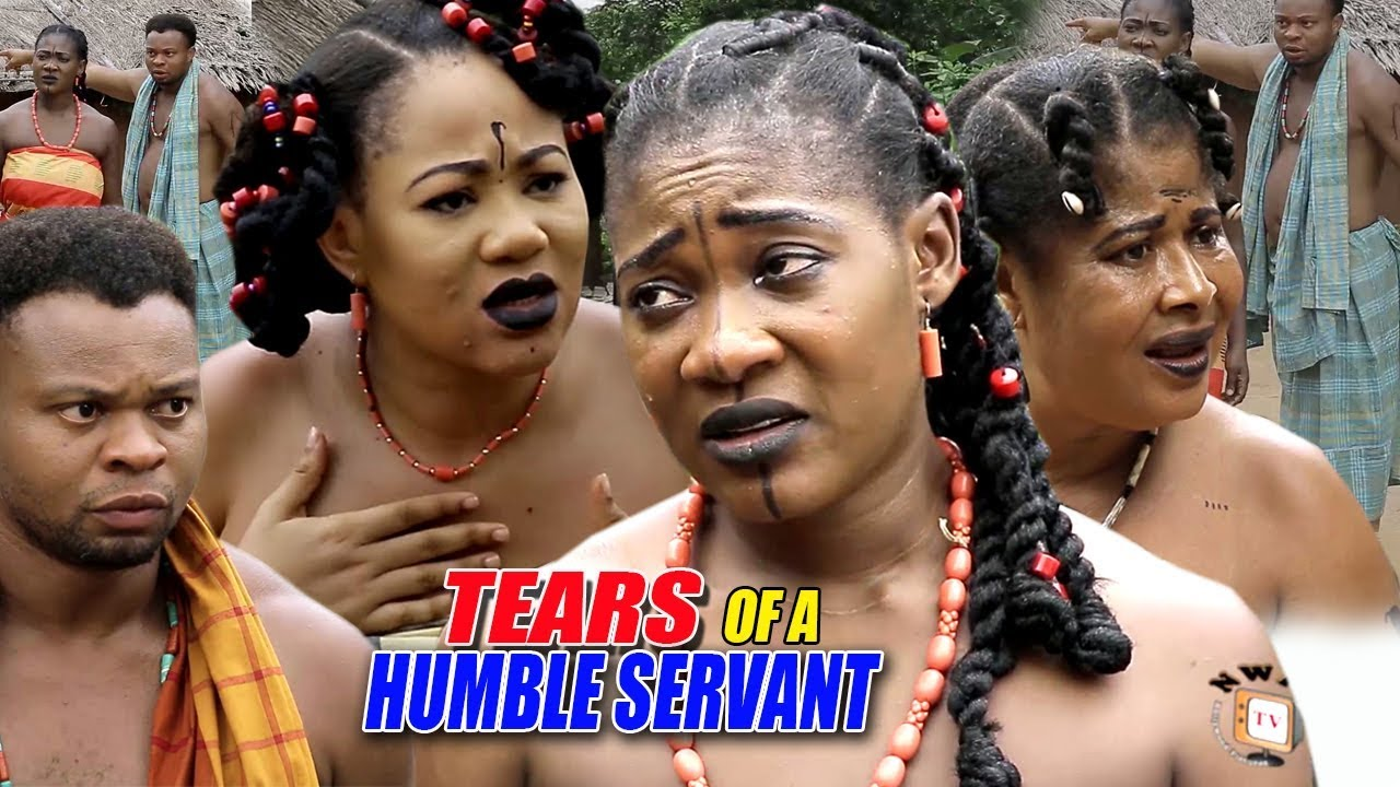 Download Tears Of A Humble Servant Season 2 - Mercy Johnson 2018 Latest Nollywood Epic Movie Full HD 1080p