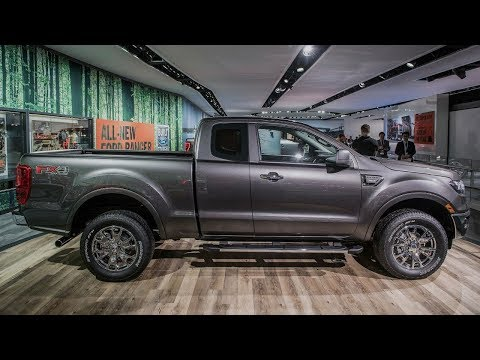 COMING SOON!! New 2019 Ford Ranger USA