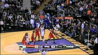[3.1.12] Jimmer Fredette - 11 Points Vs Clippers (Complete Highlights)