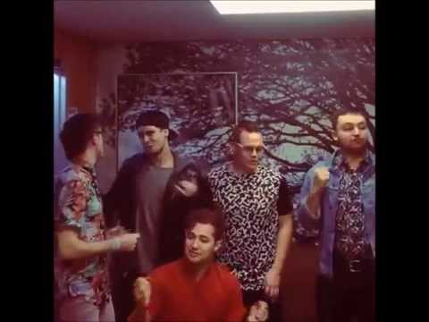 Walk the Moon's Instagram Covers