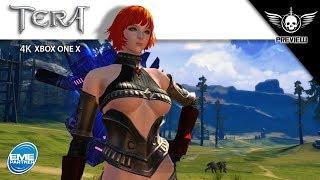 TERA | 4K XBOX ONE X GAMEPLAY