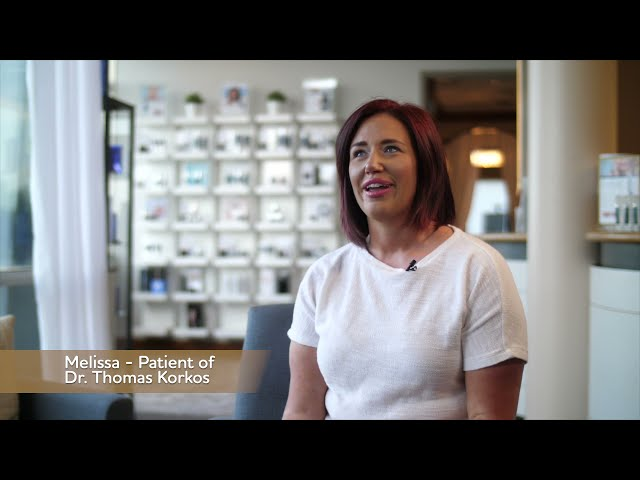 Patient Melissa Testimonial of her Experience with Dr. Thomas Korkos