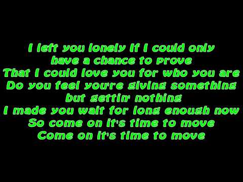 Crosby Loggins - Time To Move