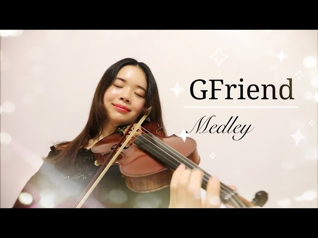 GFriend (여자친구) Violin Medley Cover