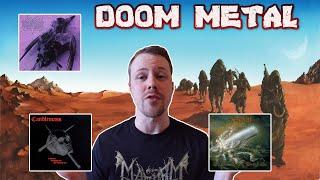 Essential Doom Metal Albums