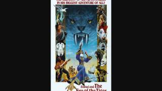 Roy Budd - To The Laboratory (Sinbad And The Eye Of The Tiger)
