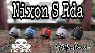 Nixon S RDA  by  Mike Vapes