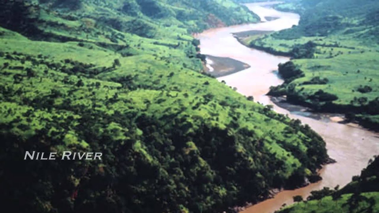 Nile River World Largest River River YouTube - Important rivers in africa