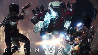 DESTINY 2 - Story Mode Gameplay Walkthrough!! (Destiny 2 Gameplay)