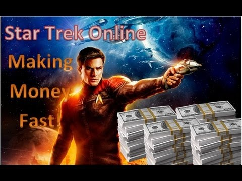 Star Trek Online: How to get money (credits) fast!