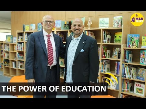 Navin Valrani, CEO of Arcadia Preparatory School - FULL INTERVIEW
