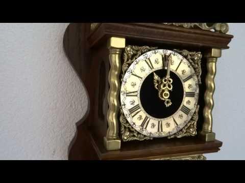 Zaanse Warmink Wuba Clock