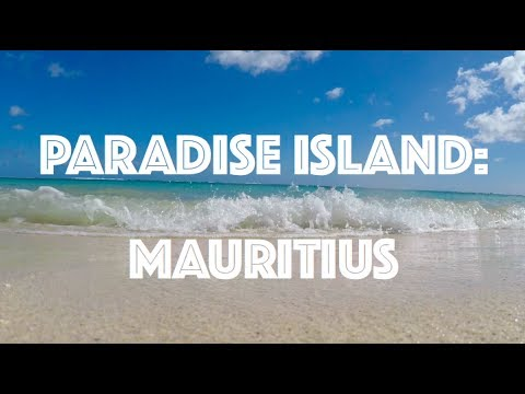 🇲🇺 THIS IS PARADISE - TRAVEL VIDEO FROM MAURITIUS 🇲🇺