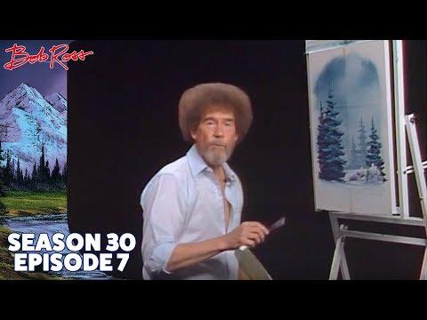 Bob Ross - Through the Window (Season 30 Episode 7)