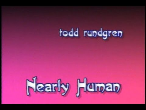 Todd Rundgren  - Live '90 Japan, Nearly Human Tour Concert