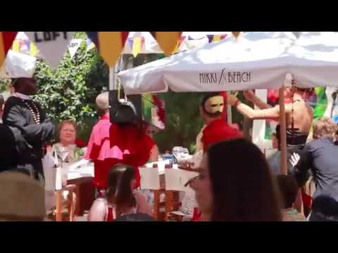 Carbon Champagne Party  Nikki Beach Saint Tropez