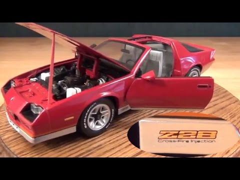 Review 118 1982 Chevy Camaro Z28 by Sun Star  YouTube