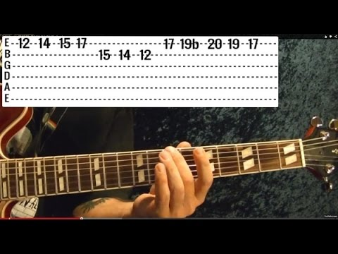 CLOCKS - Coldplay - Guitar Lesson
