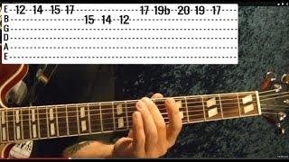 CLOCKS - Coldplay - Guitar Lesson