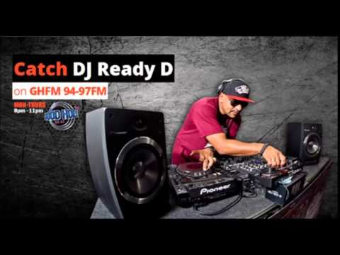 DJ Ready D Local Hip Hop Mix
