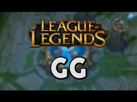 League Of Legends Gg
