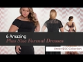 6 Amazing Plus Size Formal Dresses Under $100 Collection