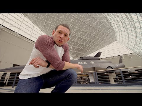 STRATEGIC AIR COMMAND & AEROSPACE MUSEUM  Ep.83  I CAN'T BELIEVE THIS HAPPENED
