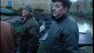 Chasse au chevreuil en barque