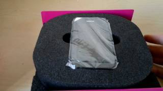 Unboxing #NokiaTSN package : Nokia 603 (Belle) and Luna Bluetooth headset