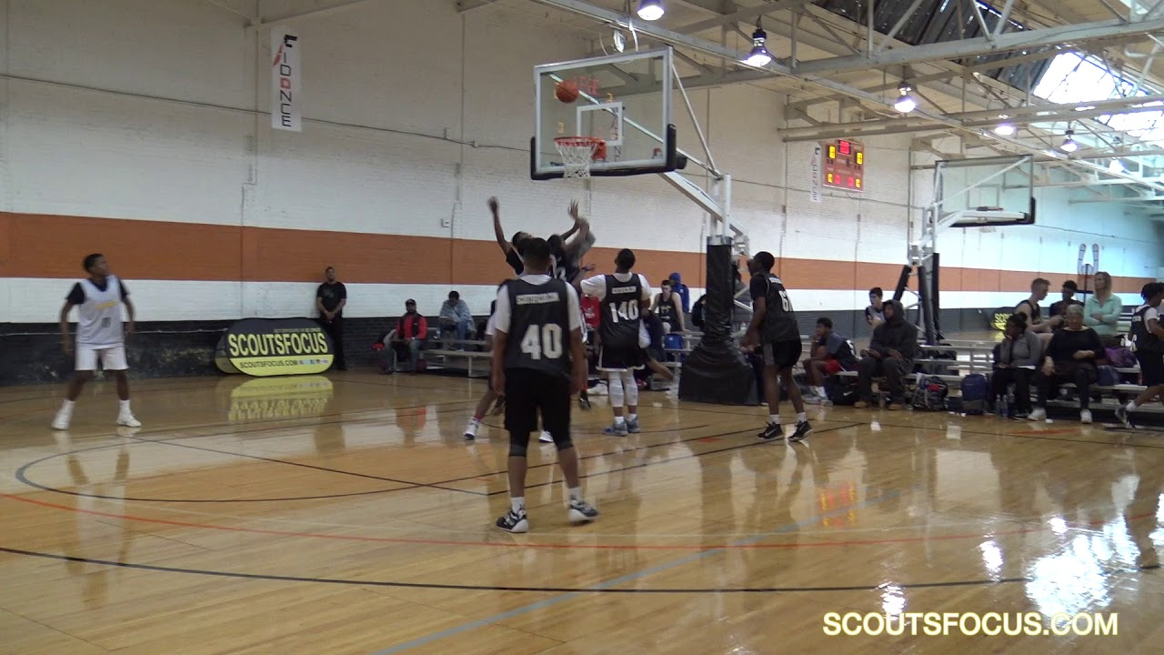TM5 63 Bakir Talley 6'1 160 Imhotep Charter HS PA 2018 ...