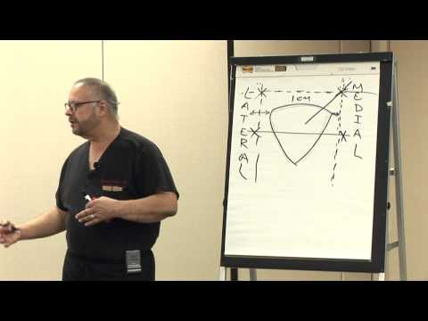 6 Intra Articulate Injection Points of the Knee by Dr. Ernest Roman - Empire Medical Training