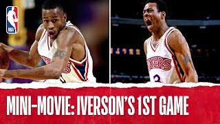 Iverson's 1st Game: Allen Iverson Mini-Movie