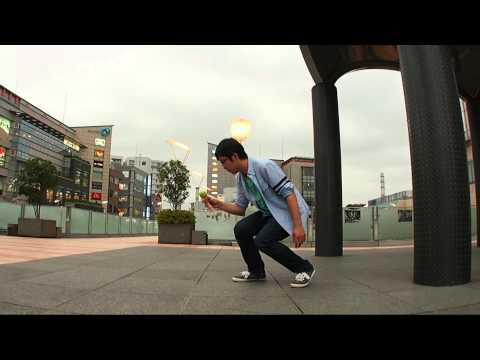 Shonan Kendama Team X Yumu kendama Edit - YouTube