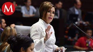 Rosario Robles seguirá en prisión; juez niega revocar vinculación a proceso