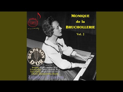 Piano Concerto No. 1 in B-Flat Minor, Op. 23, TH 55: II. Andantino semplice