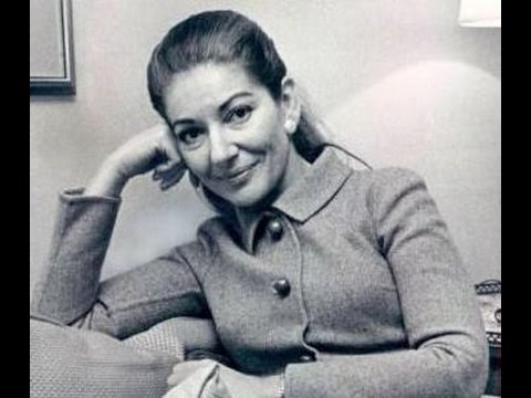Maria Callas  Dallas  1968