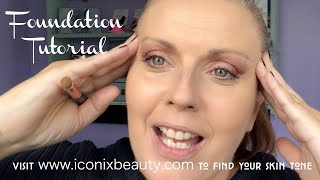 52 & helping you with Foundation Tutorial & Tips for Mature Goddesses! You're my kind of beautiful x