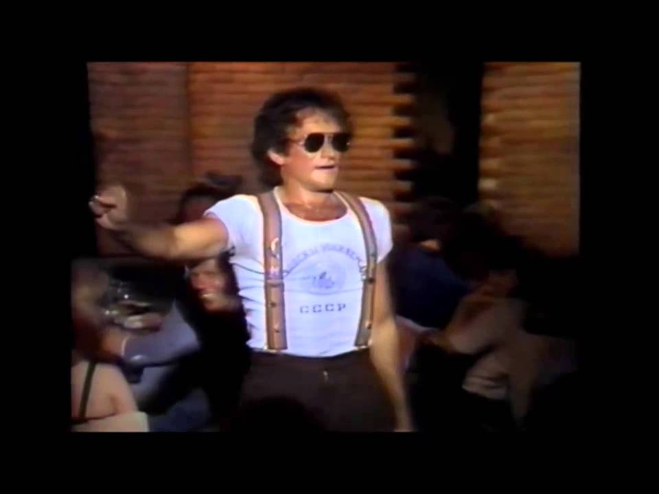 a very young robin williams miraculous healing 1977 youtube