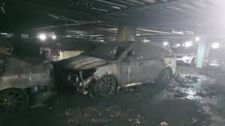 천안 출장세차 차량 폭발 사고 후 ㅠ