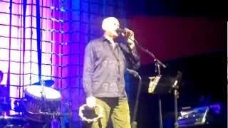 Dead Can Dance ~ Rakim live at Barcelona 22 October 2012