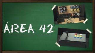 Como construir um controle arcade [Área 42] - Tecmundo