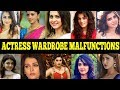 Indian actress Wardrobe Malfunction 2018 latest