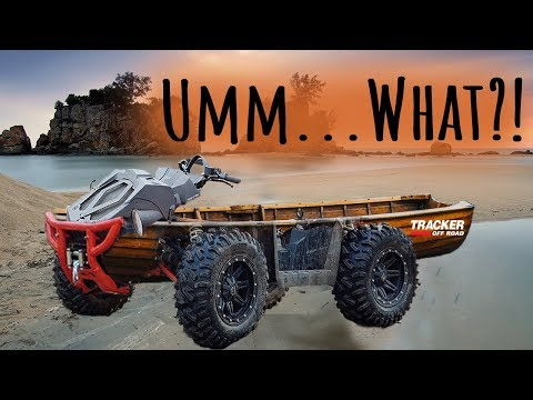 Tracker Off Road | The New Textron?